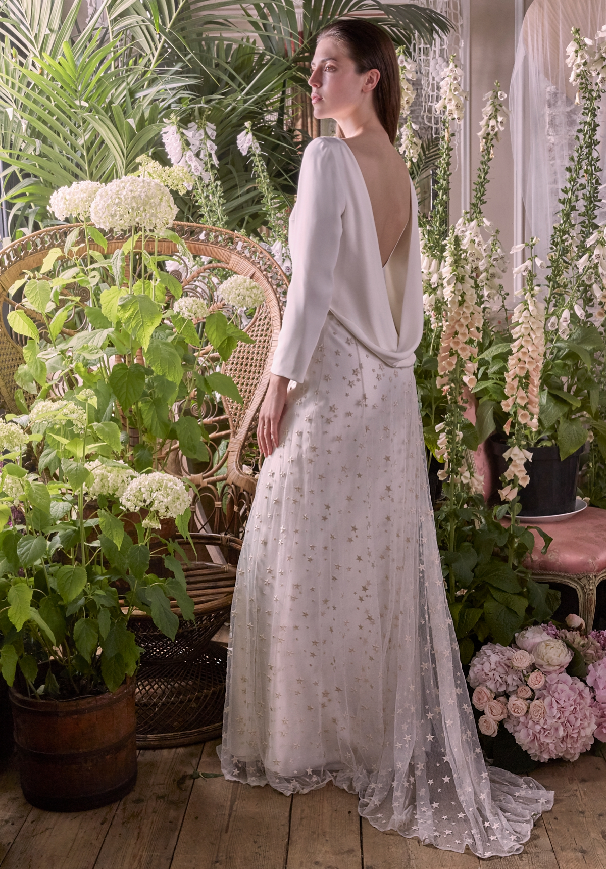 Wild Love, The 2017 Bridal Collection by Halfpenny London