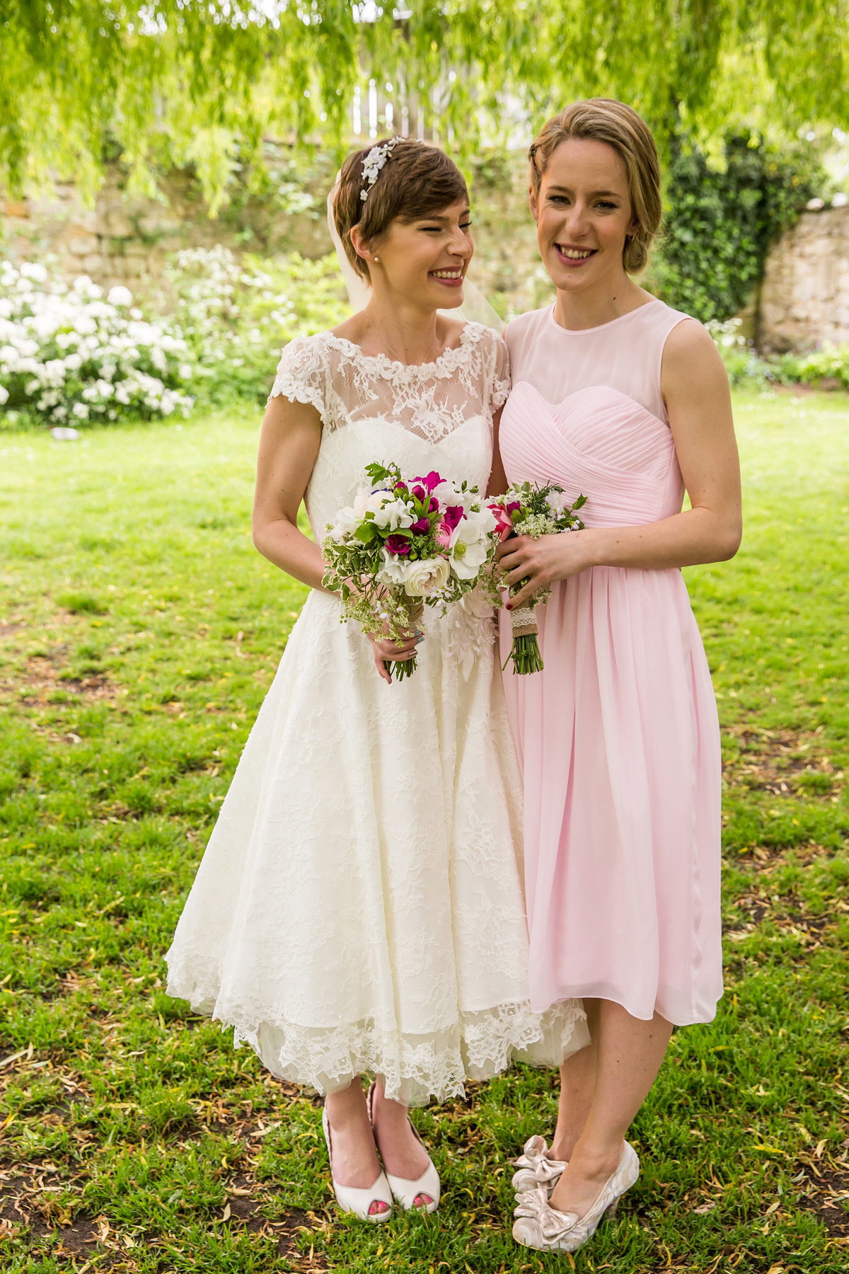 Charlotte Mills Shoes, Sassi Holford and a Silent Disco (Weddings )