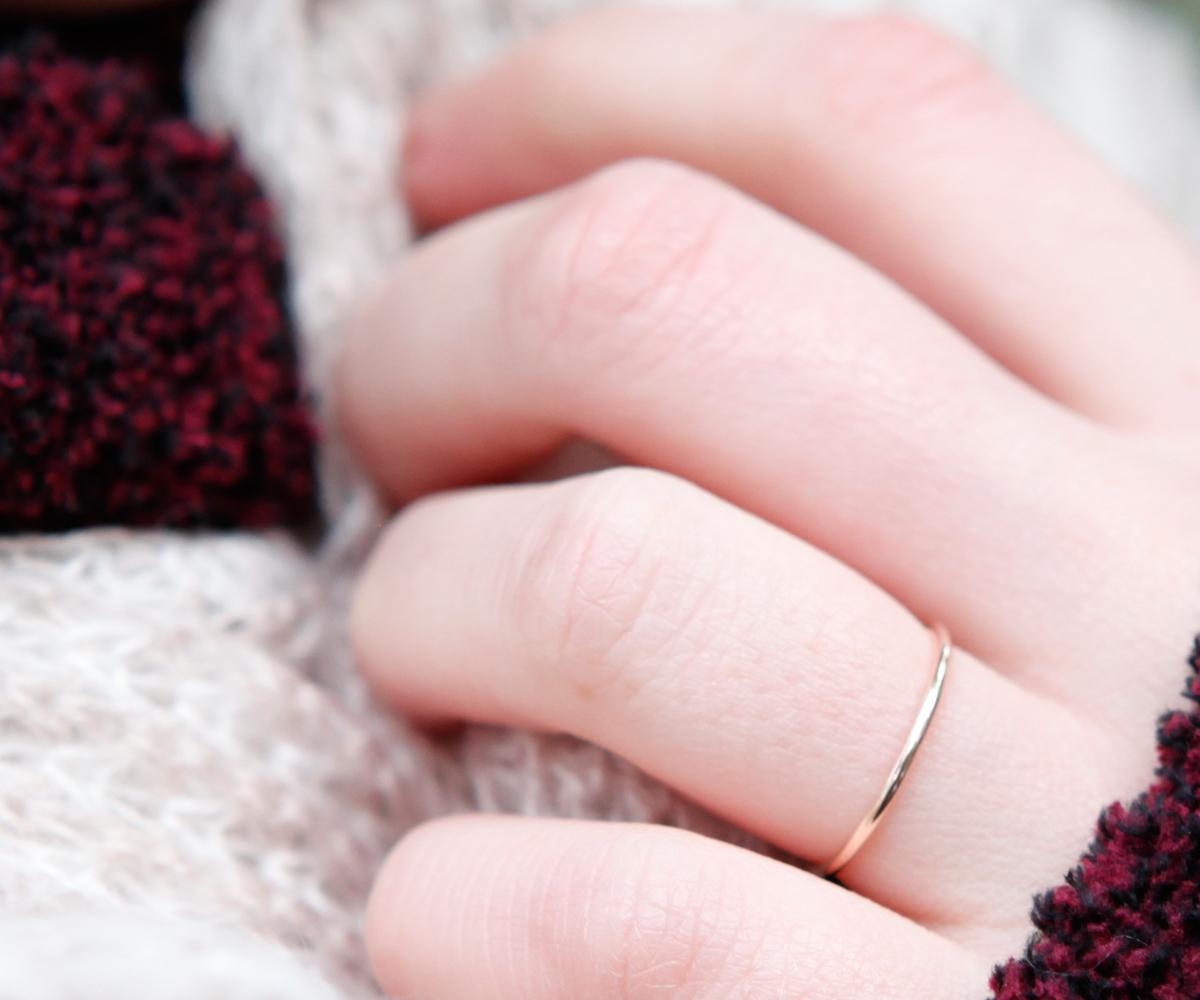 Simple Elegance – Beautiful Handmade Rings By Nikki Stark Jewellery ...