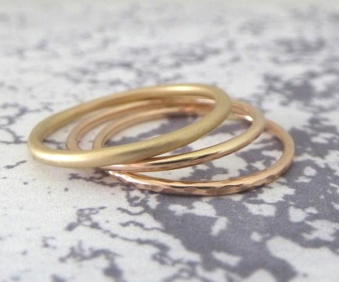 Simple Elegance – Beautiful Handmade Artisan Rings By Nikki Stark Jewellery (Bridal Fashion Get Inspired Supplier Spotlight )