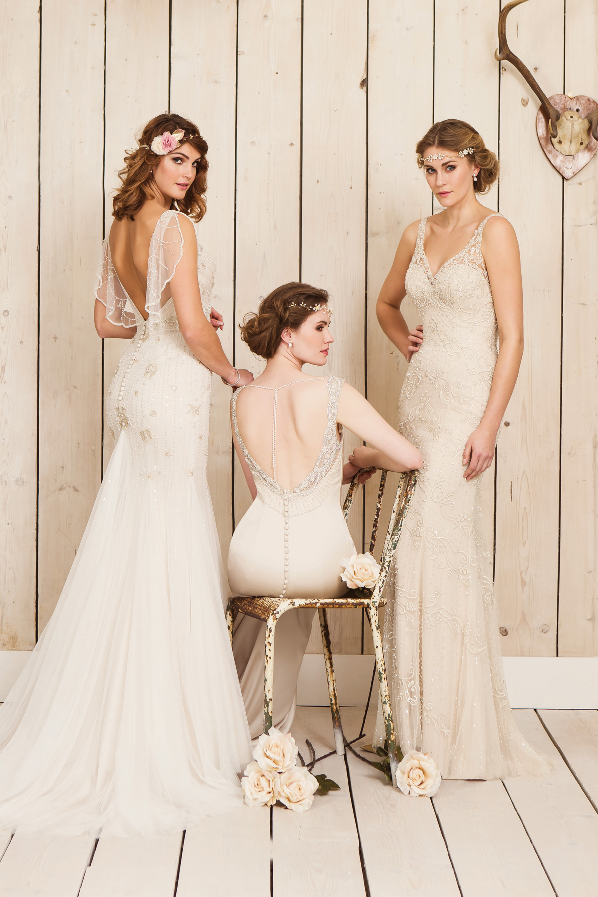 True Bride – Figure Flattering Wedding Dresses For Brides & BridesMaids