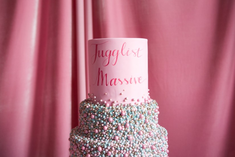 The Most Curious Wedding Fair and the #jugglistmassive (Weddings )