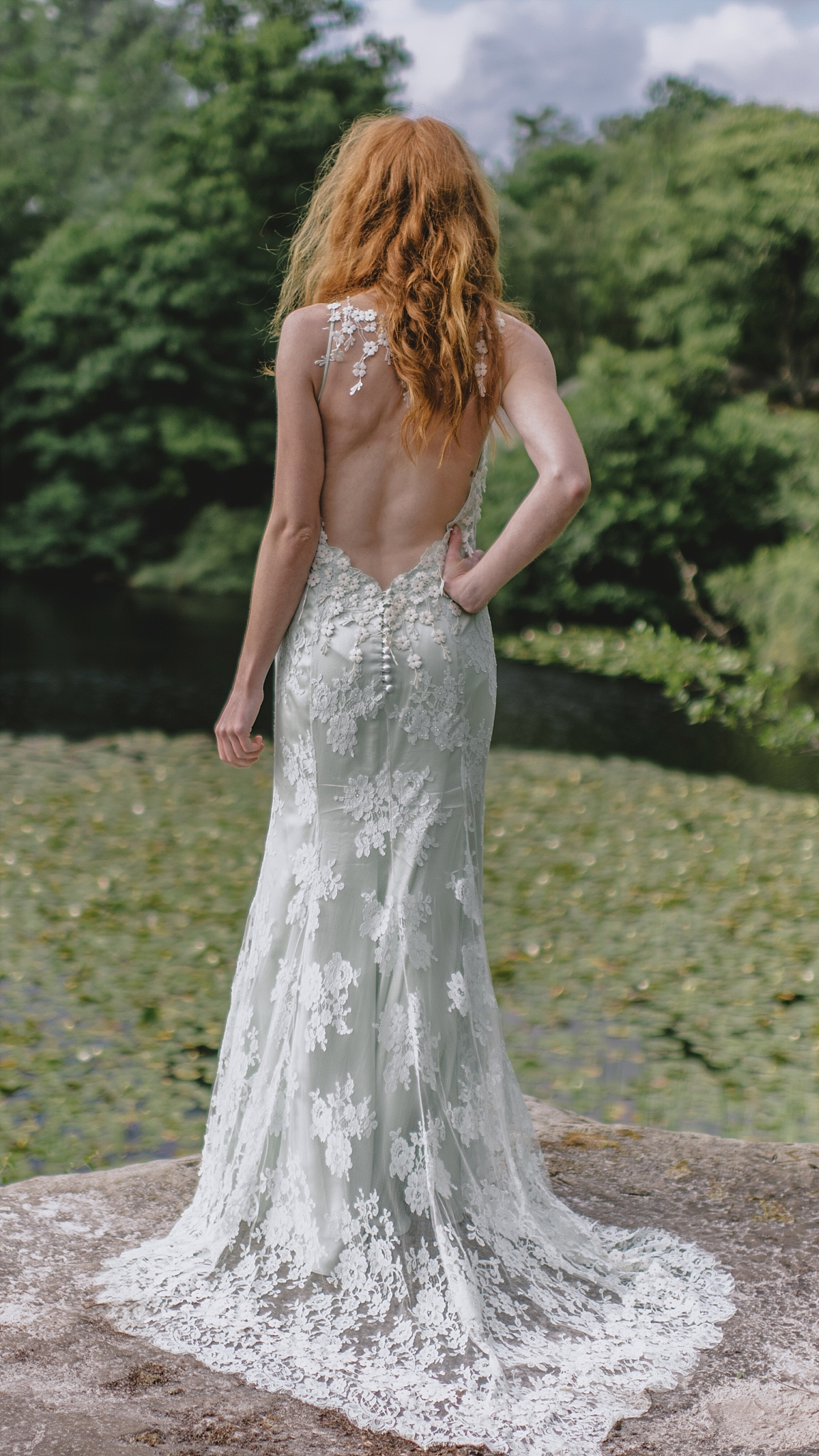 Non Traditional Wedding Dress Lace : Into the woods non traditional bridal fashion by joanne