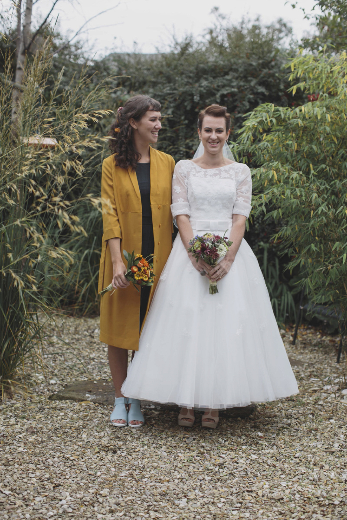 A Scandi Inspired Autumnal Wedding On The Scottish Coast