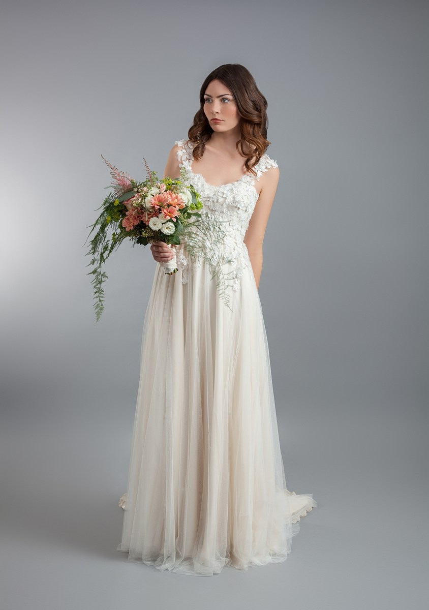 Introducing Shanna Melville Bridal Couture – Timeless & Elegant Made To Measure Wedding Dresses