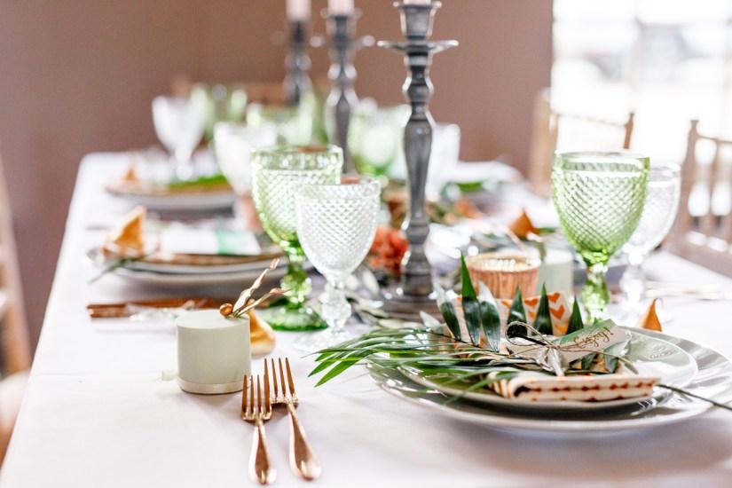 Pantone Greenery Inspired Wedding Inspiration (Bridal Fashion Get Inspired Supplier Spotlight )