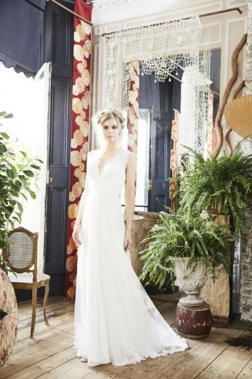 Bohemian Blush by Charlotte Balbier: A Preview (Bridal Fashion )