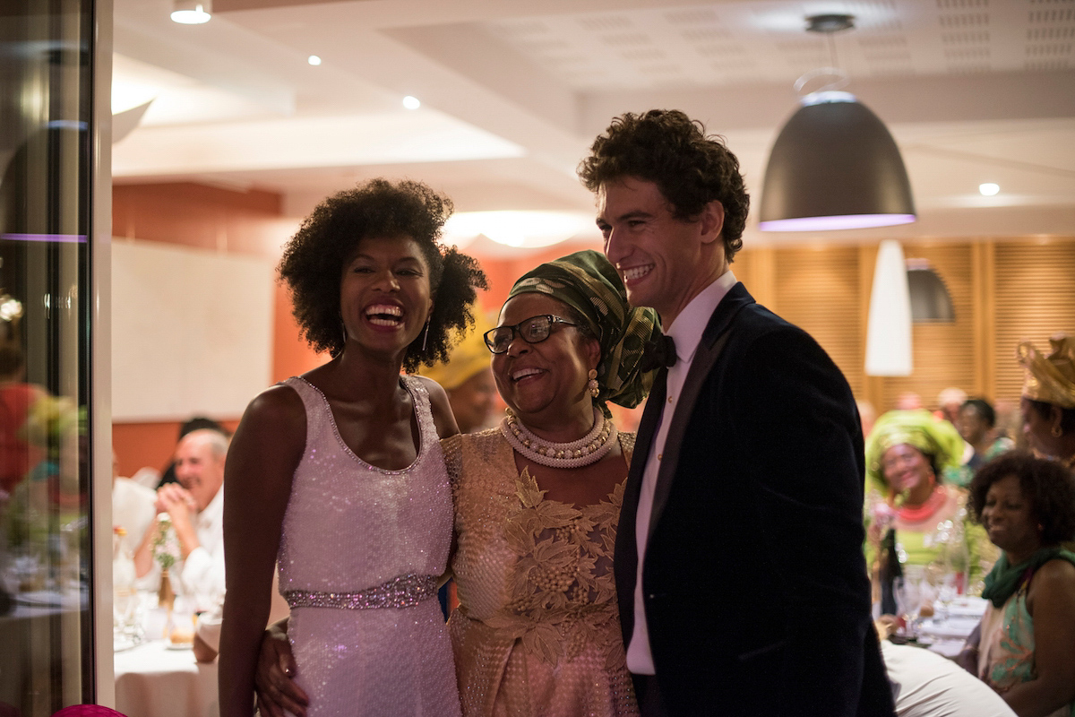 A Romantic And Multicultural Wedding In The French Countryside (Weddings )