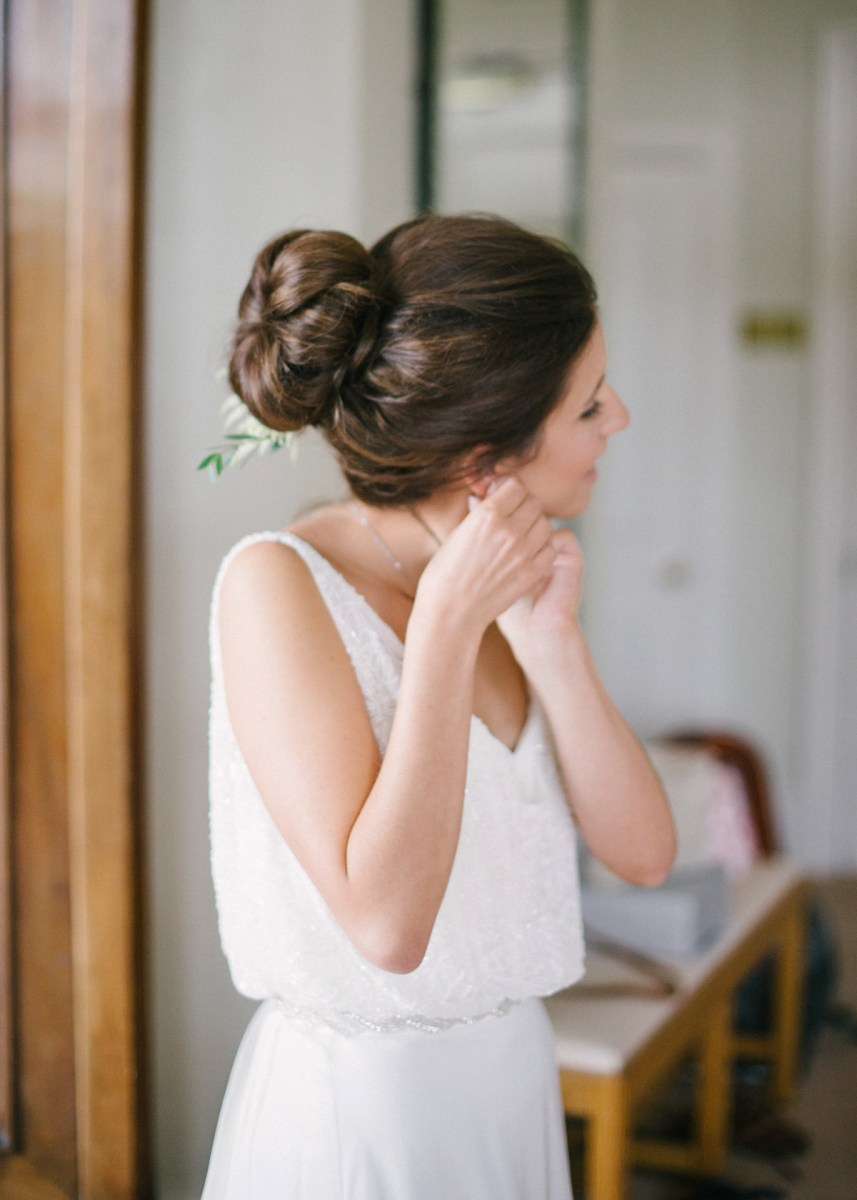 Stephanie Allin for an Elegant Country House Wedding