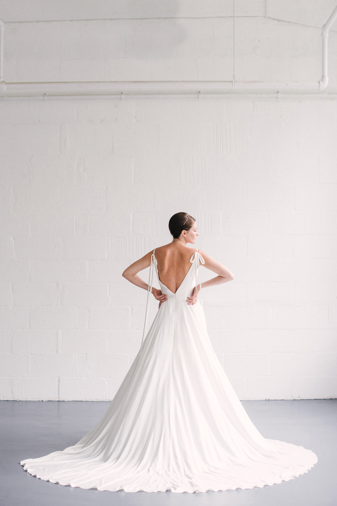 Win Your Wedding Dress From Naomi Neoh Worth GBP2500