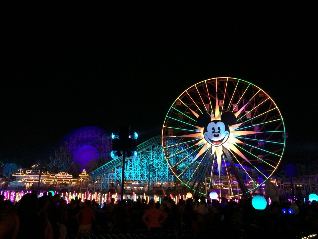 World of Color - Disney California Adventure