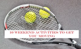 10 Weekend Activities to Get You Moving