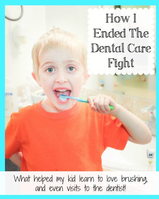 How I Got My Kid Excited About Dental Care