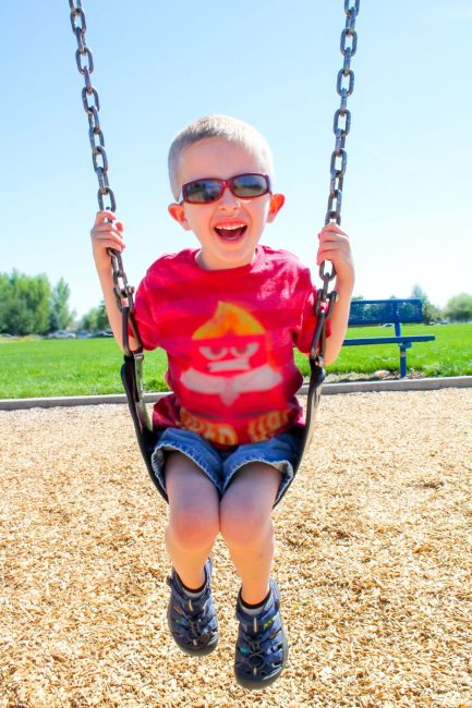 Tips to Encourage Active Play (Even With A Busy Schedule)