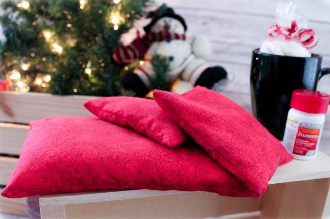 Easy DIY Heat Pack for Winter