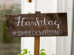 Particular How To Create A Wedding Hashtag How To Create A Wedding Hashtag Love Our Wedding Wedding Hashtag Sign Free Diy Wedding Hashtag Sign