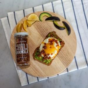 the friday five 004       avocado toast