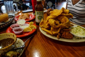new orleans eats: old faithfuls