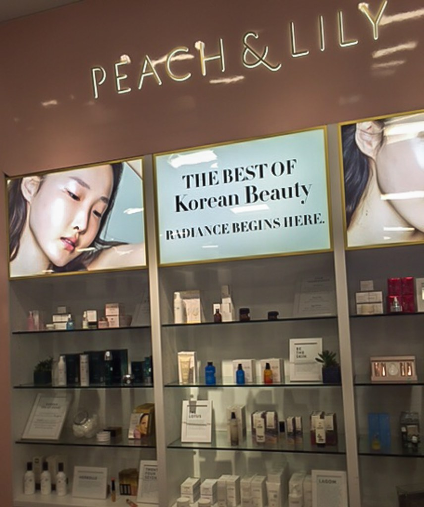 peach and lily store