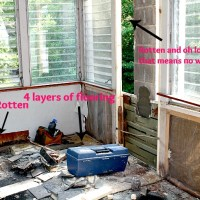 Surprises in the Sewing Room {Before: The Sewing Room}