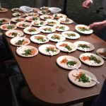 Patrons learn how to make their veggies tasty