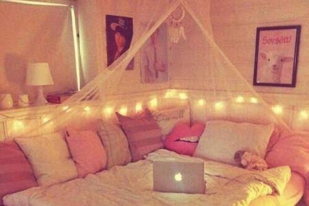 156426 cute bedroom lighting