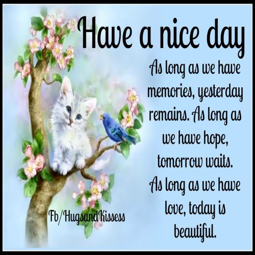 Medium Crop Of Have A Great Day Quotes