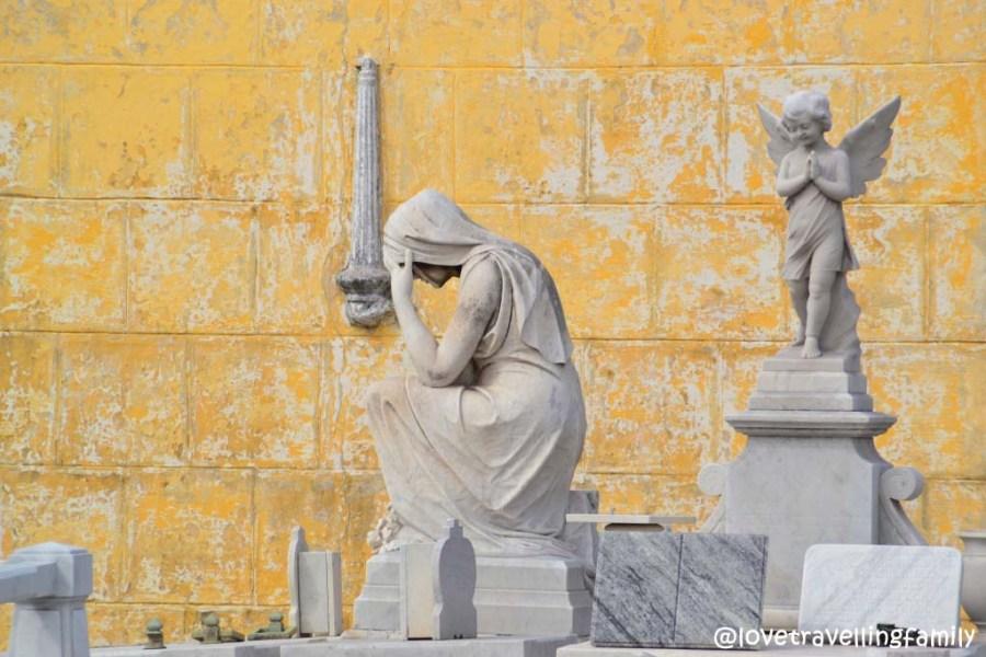 Necrópolis de Cristóbal Colón, Havana