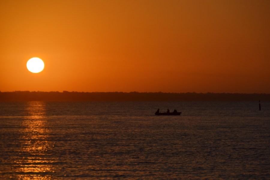 Sunrise Bay of Pigs, Cuba