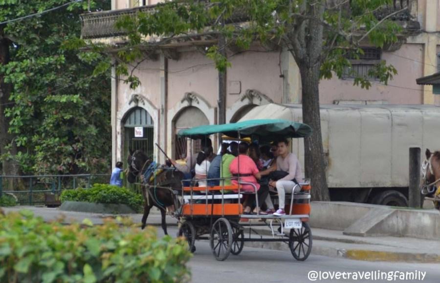 Transportation in Santa Clara, Cuba
