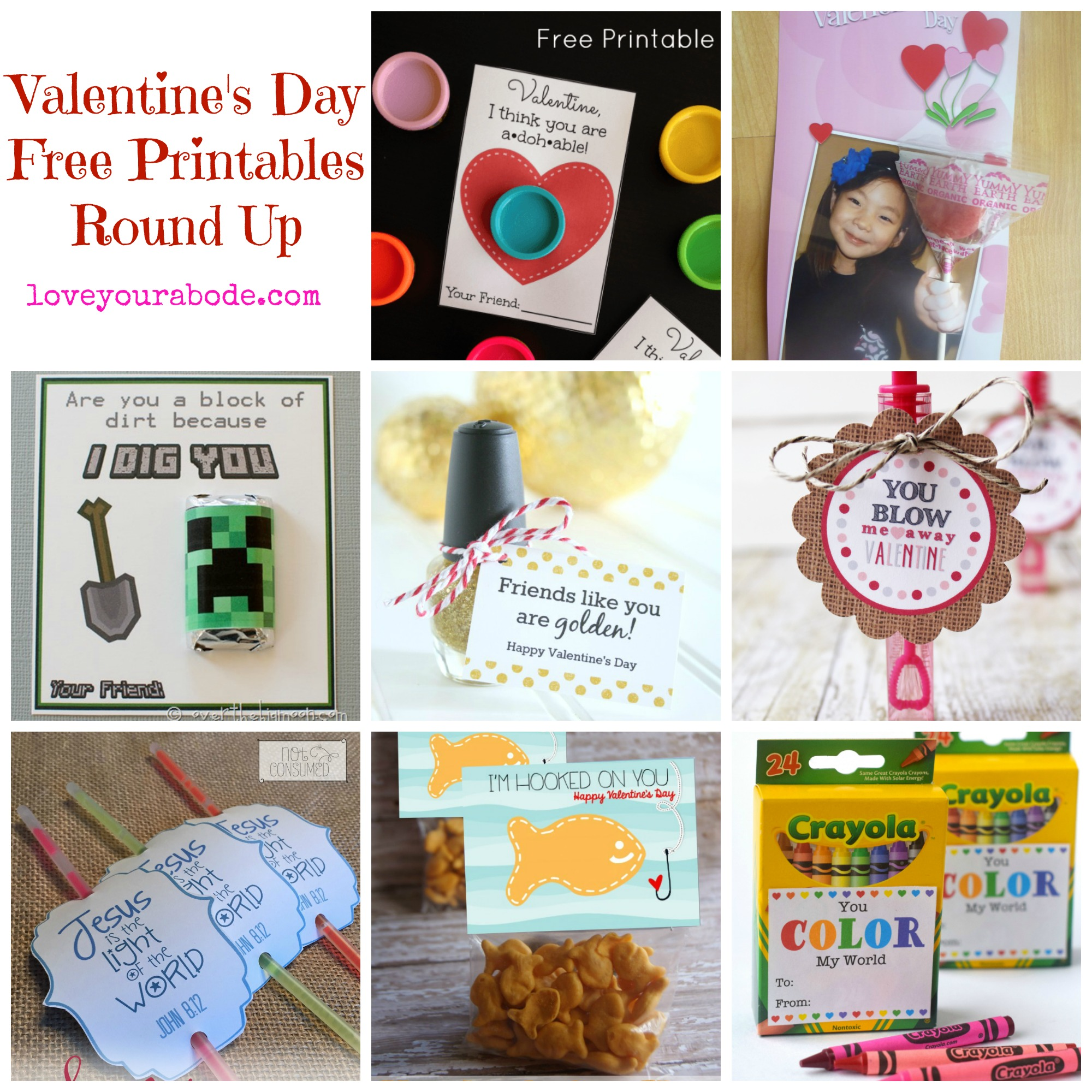 Loveyourabode valentines round up