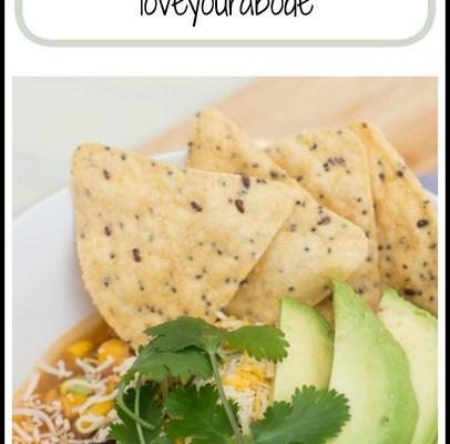 chicken tortilla healthy soup loveyourabode