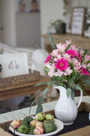 spring-home-tour-kitchen | loveyourabode |-39