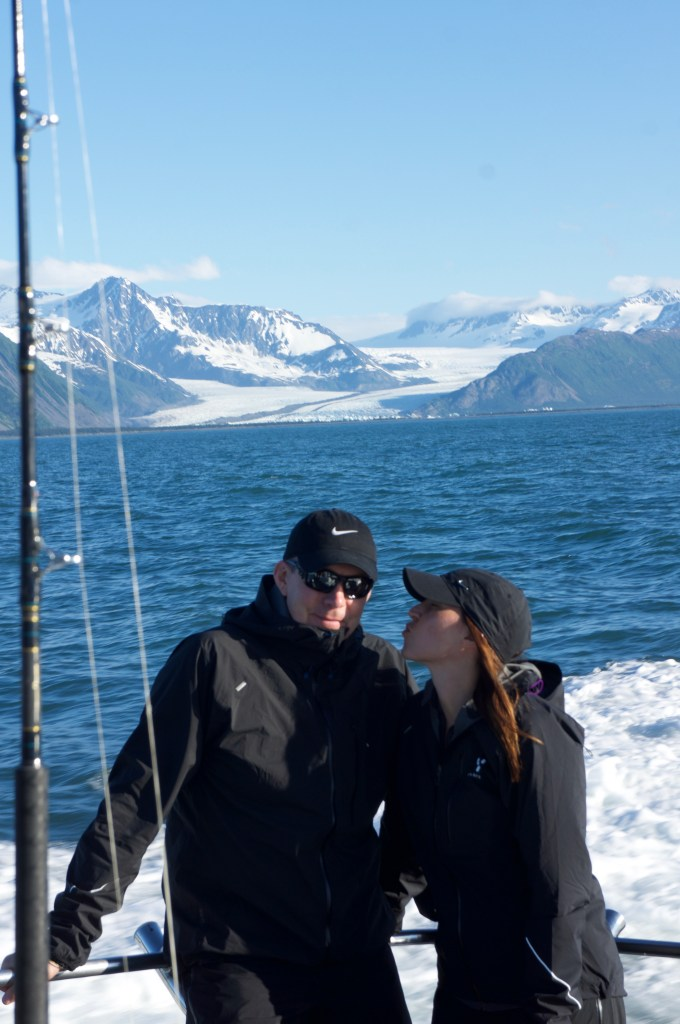 Gone fishing in Alaska =)