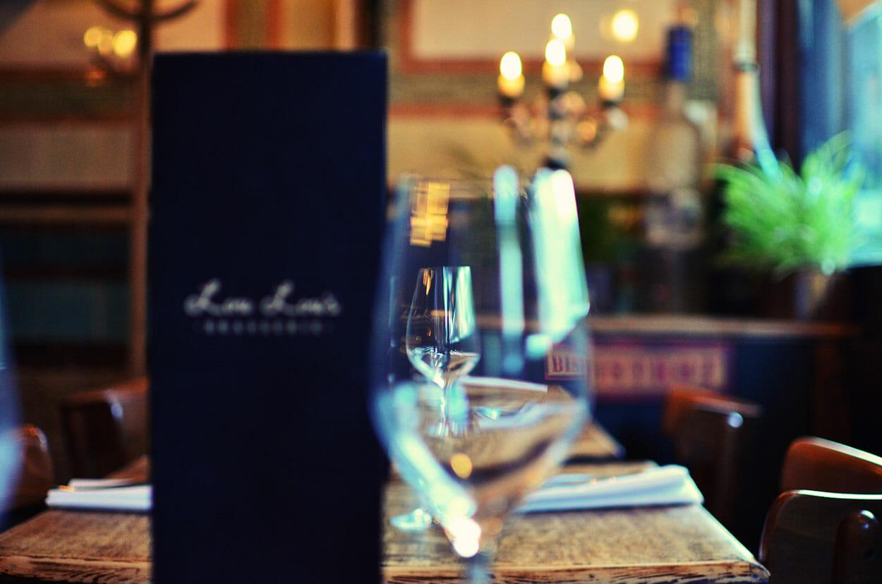 Brasserie    Winter Restaurant Week