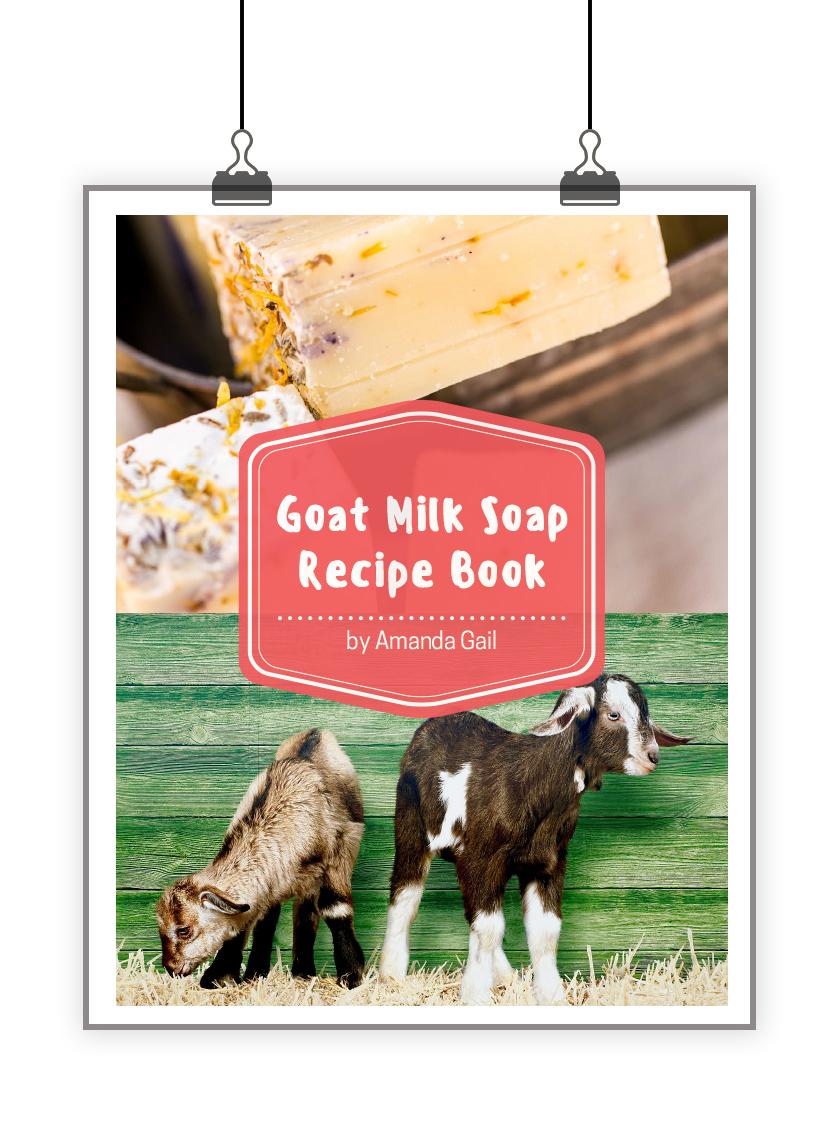 GoatMilkSoapRecipeeBook