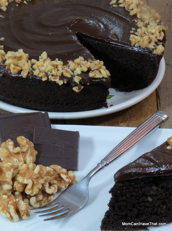 Chocolate Walnut Cake Images : Chocolate Walnut Cake Low Carb Maven