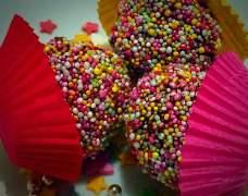 Low FODMAP Lollipops Cakes