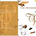 The Princess Project, cd dvd artwork, presentatiemateriaal