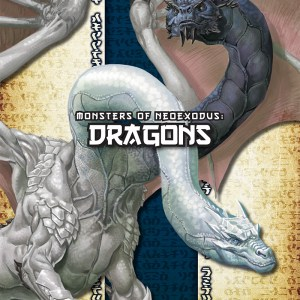 Cover Monsters of NeoExodus Dragon