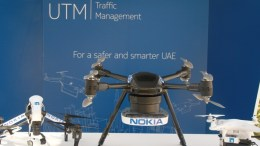 Nokia drone traffic management via LTE