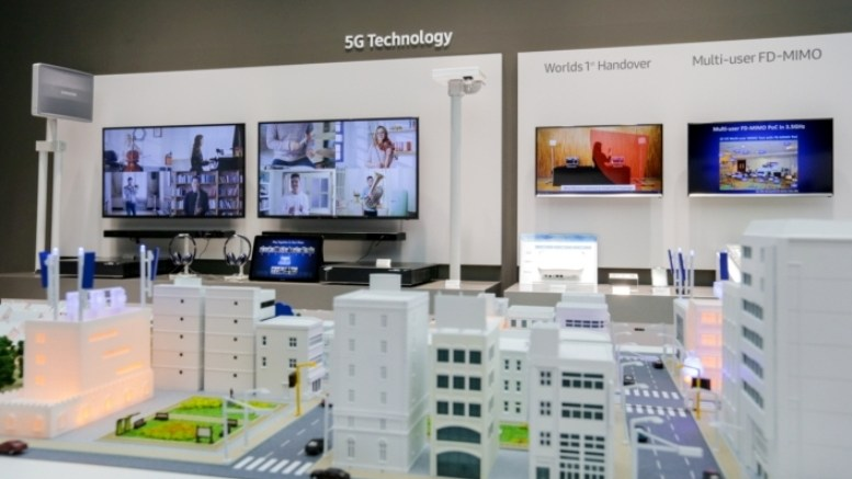 Samsung 5G Technology