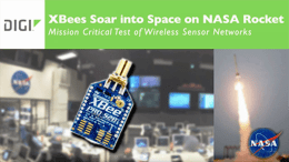 Digi International -XBee-Soars-with-NASA