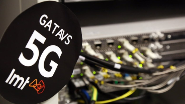 LMT installs the first mobile 5G base station in Latvia