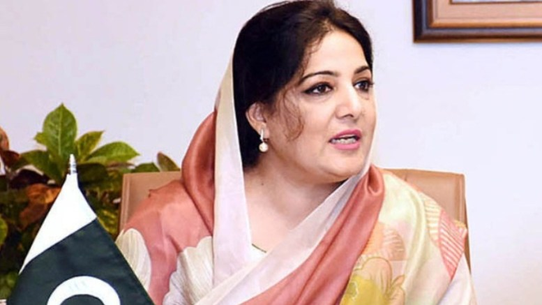 Anusha Rehman, Minister of State for Information Technology