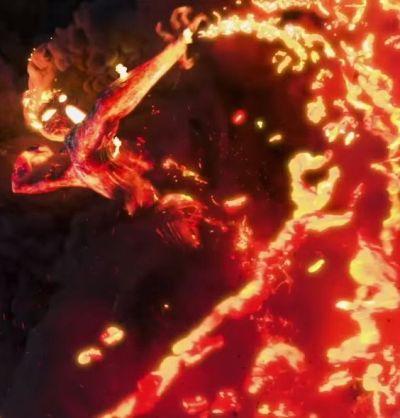 Te Kā: è l'antagonista principale, una terribile e mostruosa creatura di lava ispirata a Pele, la divinità del fuoco e dei vulcani nella mitologia hawaiana.