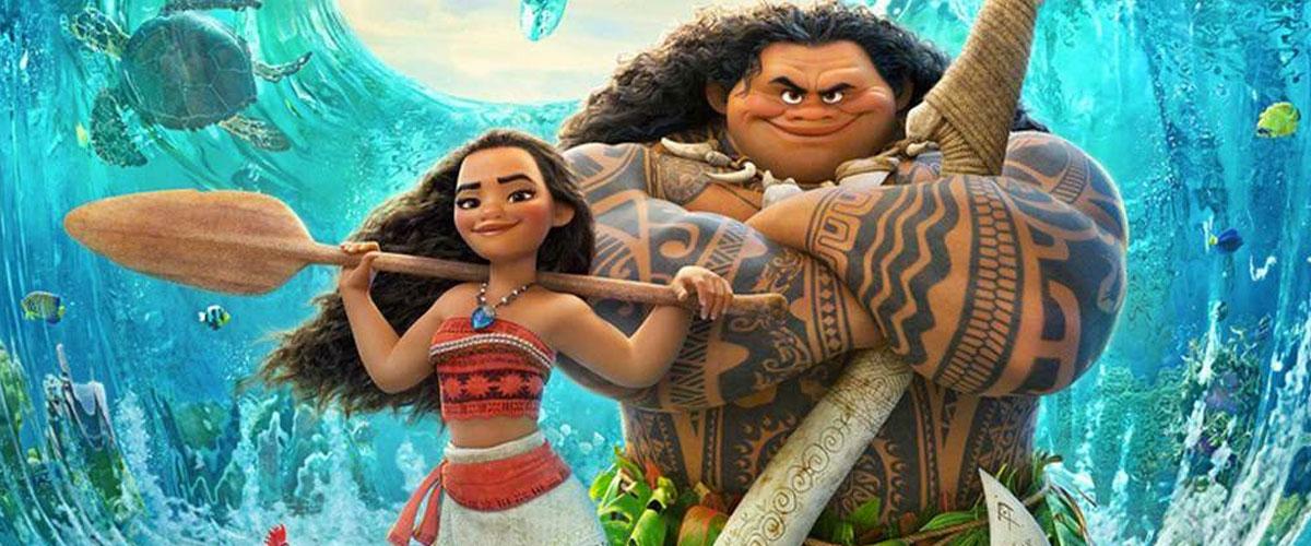 Oceania, il mio parere sul nuovo capolavoro della Disney