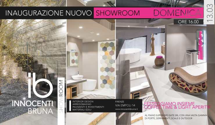 showroom innocenti bruna