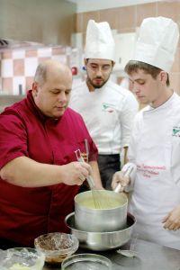 Chef Pasticcere Stefano PARENTI