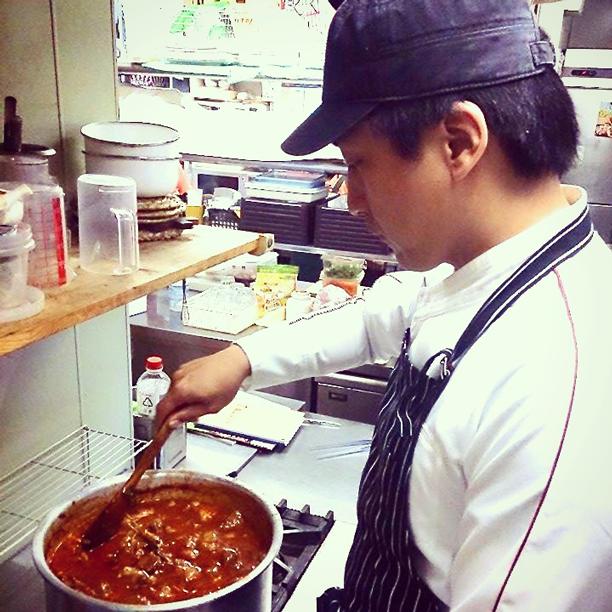 自分が作っていたイタリア料理は根本から覆された。